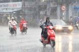 Miền Bắc Việt Nam sẽ đón đợt mưa lớn vào 27-28 Tết