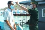 Bà Rịa-Vũng Tàu: Một thủy thủ tàu Indonesia tử vong, 5 người dương tính nCoV