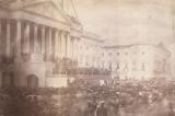 Bức ảnh cổ xưa nhất về lễ nhậm chức của Tổng thống Mỹ, năm 1857