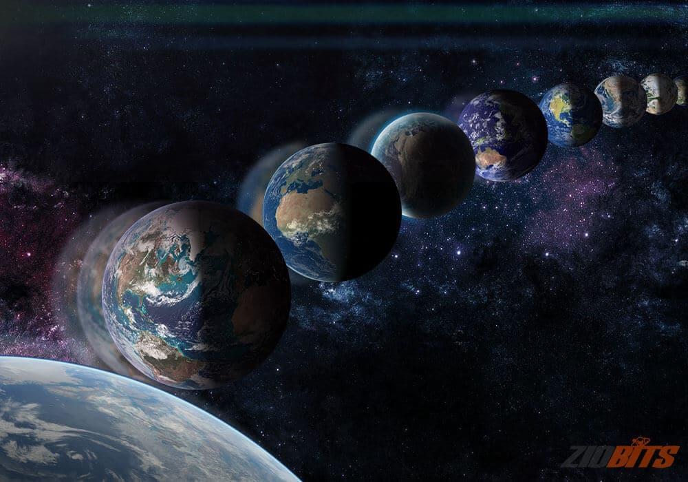 Không gian khác liệu có thực sự tồn tại?
