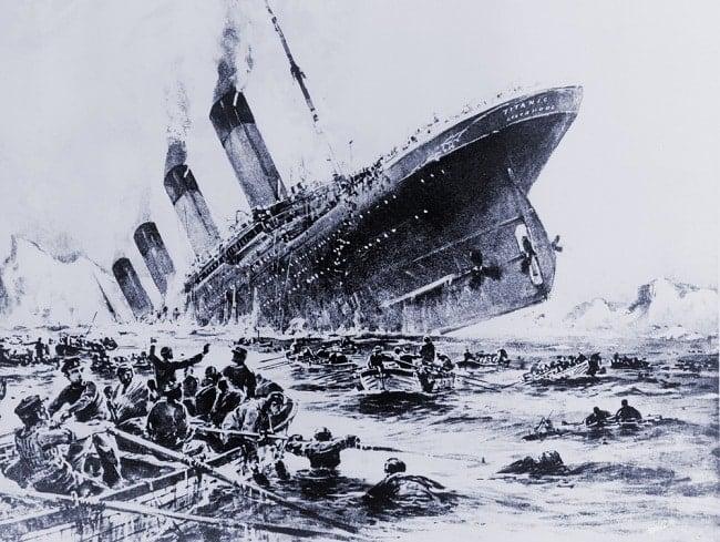 sống sót đắm tàu