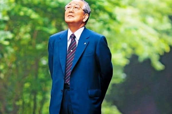 doanh nhan kazuo Inamori