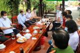 20 F1 từ TP.HCM về Đồng Tháp, giới chức tỉnh này họp khẩn