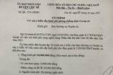 Gia Lai: Tờ trình đề nghị cấp kinh phí COVID-19 nhưng nội dung lại là 'mua heo quay'