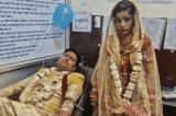 Cặp đôi Ấn Độ hiến máu cứu một bé gái trong ngày cưới