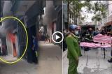 Hà Nội: Cháy phòng trọ vì đốt vàng mã cúng ông Công ông Táo, 4 sinh viên tử vong