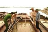 Phó Chánh văn phòng Sở GTVT Ninh Bình bị bắt vì liên quan 'cát tặc'