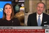 [Video] Luật sư của ông Trump quở trách phóng viên CBS và rút micro bỏ đi