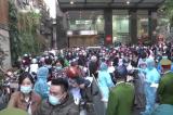 Nhân viên ngân hàng ở Hà Nội nhiễm virus Vũ Hán, tòa nhà 88 Láng Hạ bị phong tỏa