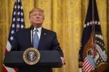 Cựu Tổng thống Trump nói về triển vọng tương lai trước các nhà tài trợ