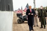 Ông Trump sẽ tới thăm biên giới phía Nam theo lời mời của Thống đốc Texas