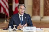 Ngoại trưởng Blinken tới Trung Đông trực tiếp gặp mặt các lãnh đạo Israel và Palestine