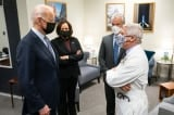Ông Biden khẳng định vẫn tin tưởng và ủng hộ Tiến sĩ Fauci