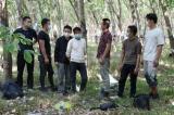 Tây Ninh bắt giữ 16 người Trung Quốc nhập cảnh trái phép