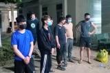 Bình Phước phát hiện 9 người Trung Quốc nhập cảnh trái phép