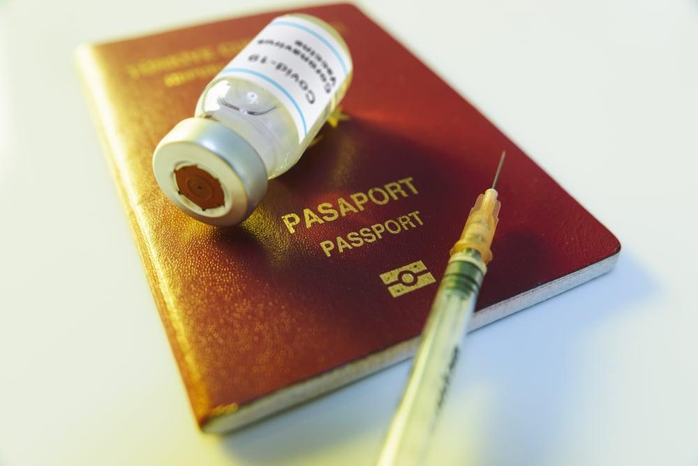 hộ chiếu vắc-xin