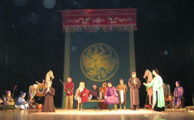Giai thoại về cụ tổ nghệ thuật hát Chèo