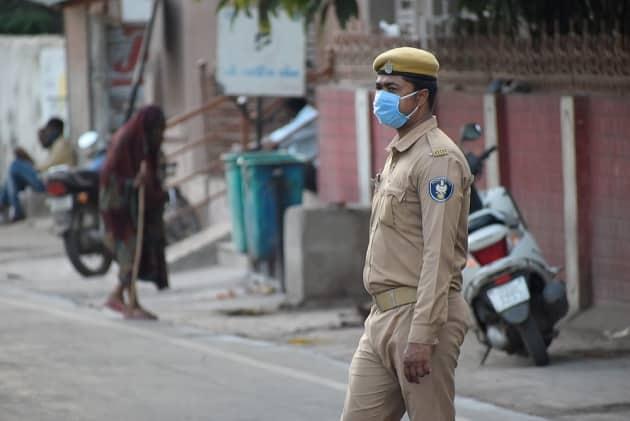 cảnh sát giao thông Ấn Độ