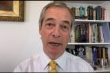 Nigel Farage: Rút lui chính trường nhưng sẽ tiếp tục trận chiến với ĐCSTQ