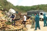 Vụ tai nạn làm 7 người chết ở Thanh Hóa: Xe tải chỉ được phép chở 2 người