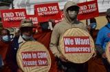 """Người biểu tình Myanmar thành lập Chính phủ Thống nhất, hướng tới '""""liên minh dân chủ liên bang"""""""