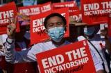 Chính phủ Thống nhất Myanmar do người biểu tình thành lập yêu cầu được họp ASEAN