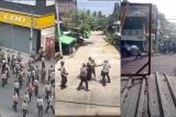 [VIDEO] Myanmar: Cảnh sát trấn áp người biểu tình, ít nhất 18 người chết