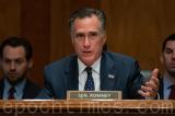 Thượng nghị sĩ Mitt Romney bị Đảng Cộng hòa Utah khiển trách