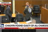 Chauvin bị tuyên trọng tội, có thể ngồi tù 75 năm liên quan đến cái chết của Floyd