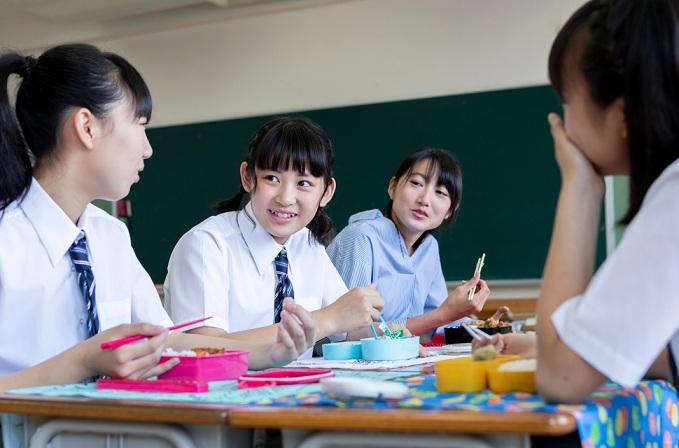 giáo dục Nhật bản, học sinh Nhật Bản