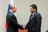 Duterte quay sang lấy lòng Putin để có vắc-xin khi căng thẳng với TQ tiếp diễn