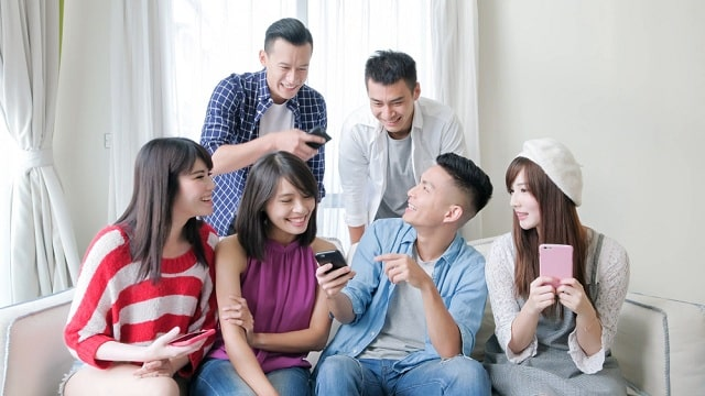 sử dụng smartphone, điện thoại thông minh, điện thoại di dộng, ngừng dùng smartphone