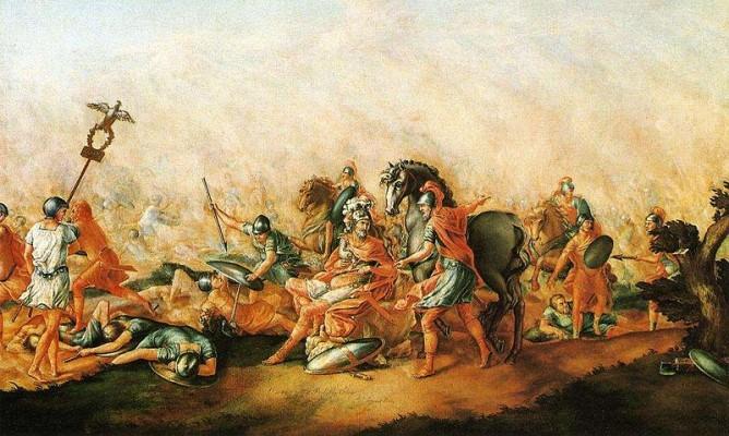 Cannae: Trận đánh kinh điển giữa quân La Mã và quân Carthage