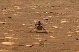 Trực thăng Ingenuity của NASA lập kỳ tích với chuyến bay đầu tiên trên sao Hỏa