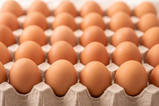 bảo quản trứng gà, trứng gà