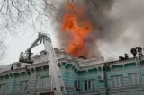 bệnh viện hỏa hoạn
