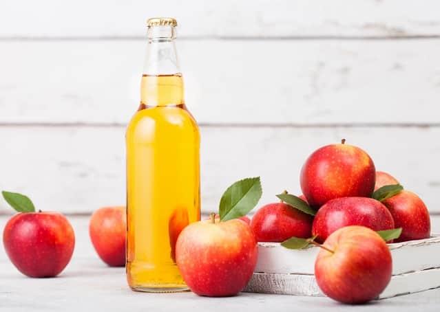 công dụng của giấm táo, giấm táo