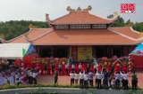Đồng Nai: Khánh thành Đền thờ Liệt sĩ gần 40 tỷ đồng