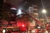 Cháy lớn ở Hà Nội: 4 người tử vong, có một phụ nữ mang thai 3 tháng