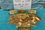Phát hiện kho báu chứa đầy vàng trong một căn nhà cổ ở Pháp