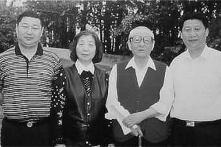 Quan trường TQ: Mao và hòa thượng bí ẩn, Giang thao túng Hồ, Tập được cha hỗ trợ