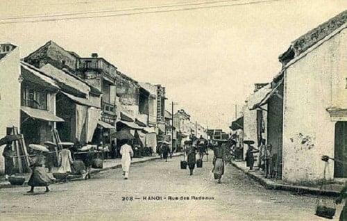 Hoài niệm về Kẻ Chợ - 36 phố phường Hà Nội xưa