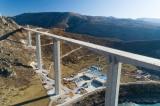 Montenegro nợ Trung Quốc gần 1 tỷ đôla Mỹ trong dự án xây đường cao tốc đắt đỏ