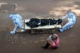 Ngày 8/5, Ấn Độ báo cáo số người tử vong do COVID vượt trên 4.000 ca/ngày