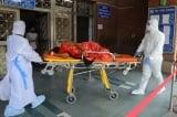 Bệnh nhân COVID-19 ở Ấn Độ (Ảnh: Exposure Visuals / Shutterstock)