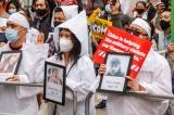 Myanmar: Lực lượng an ninh nổ súng vào nhân viên y tế biểu tình ở Mandalay
