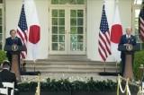 Ông Suga và ông Biden tái khẳng định tầm quan trọng của sự ổn định eo biển Đài Loan