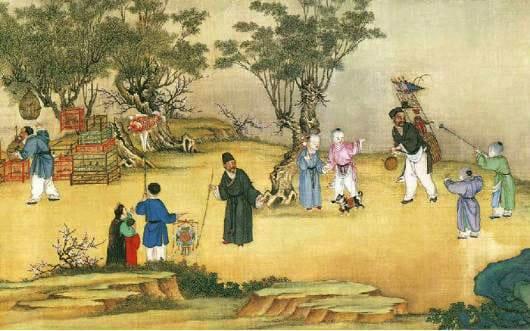Lai lịch, ý nghĩa của tết Hàn Thực và tết Thanh Minh