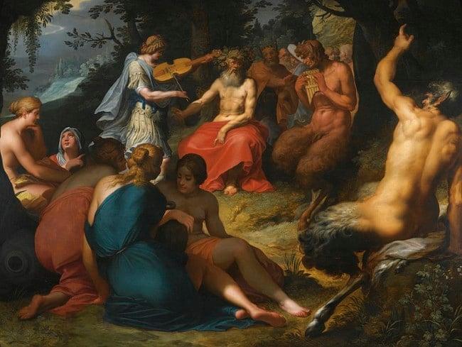 Chút suy tưởng về cuộc thi âm nhạc giữa Thần Apollo và Pan