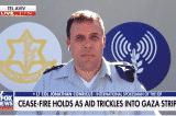 """Lực lượng phòng vệ Israel: Iran đã '""""nhúng tay vào thực địa"""" trong xung đột ở Gaza"""
